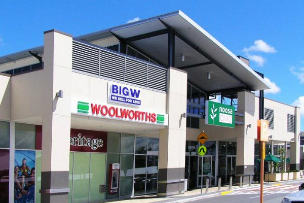 Shopping Centres - Commercial Electrician Sunshine Coast
